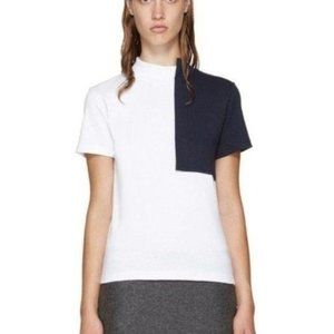 NWT jacquemus navy top size 34